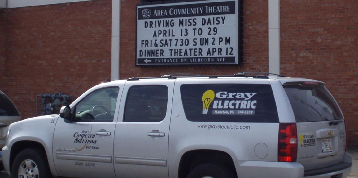 Gray Electric serves the Mauston and Tomah Community for over 50 years